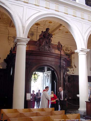 Carolus Borromeus Church ANTWERP 1 / ANTWERP picture