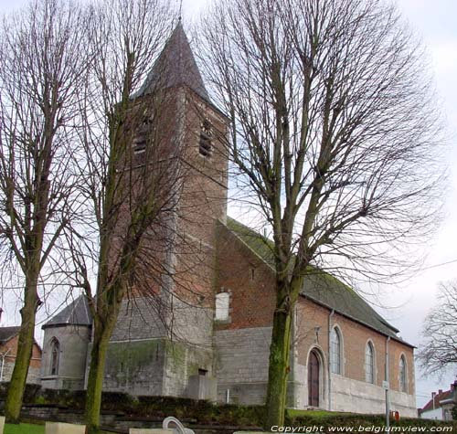 Holy Virgin and Saint Boniface's church (in Arquennes) SENEFFE picture