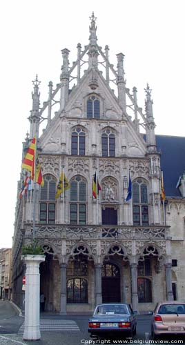 Palais de la Grande Court MECHELEN / MALINES photo