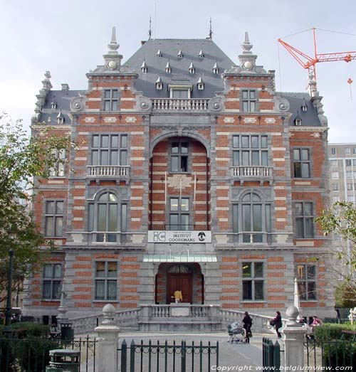 Cooremans institute BRUSSELS-CITY / BRUSSELS picture