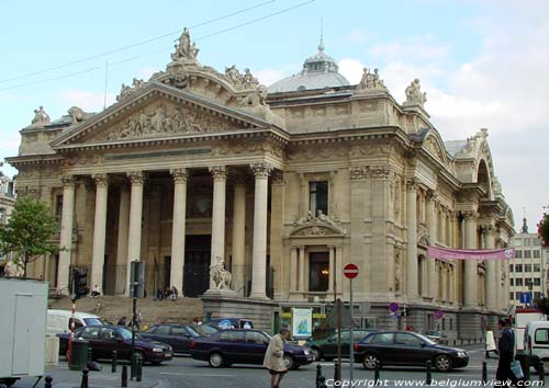 Bourse BRUXELLES photo