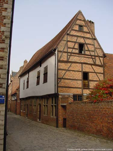 Large Beguinage LEUVEN picture