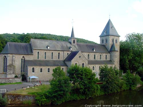 Our Ladies church NAMUR / HASTIERE photo