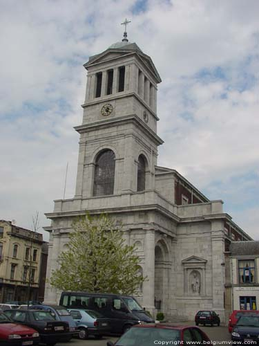 Saint-Remacle's church VERVIERS picture e