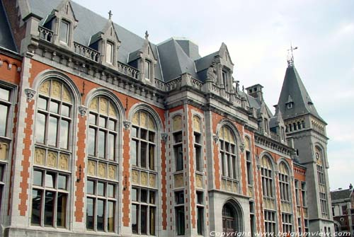 Justice Palace VERVIERS picture e