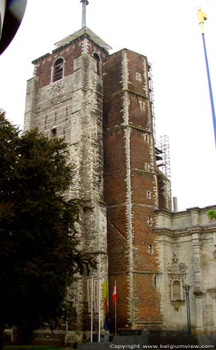 Former abbeychurch SINT-TRUIDEN picture