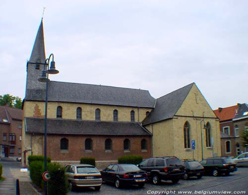 Saint-Gangulfus' church SINT-TRUIDEN picture
