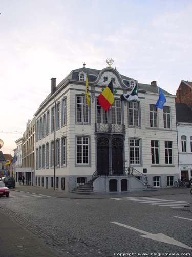 City hall  LOKEREN picture