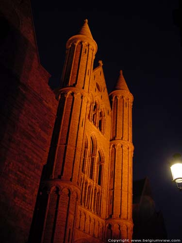 Our-Ladies' church BRUGES picture