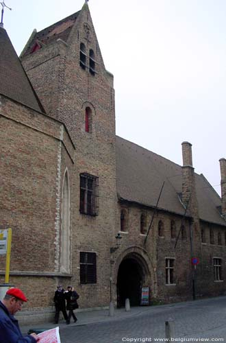 Saint-John's hospital BRUGES picture