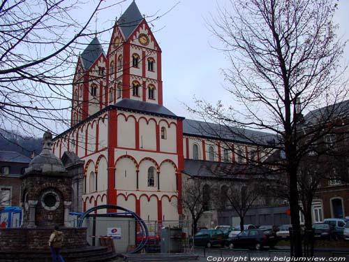 Collégiale Saint-Barthélemy LIEGE 1 / LIEGE photo