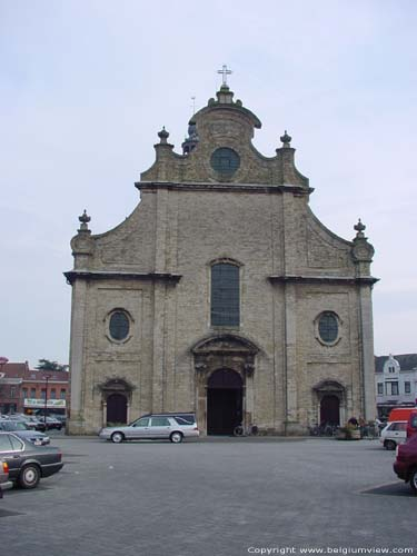 Saint-Ludgerus' church ZELE picture