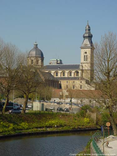 Saint-Peters' chruch and abbey GHENT picture