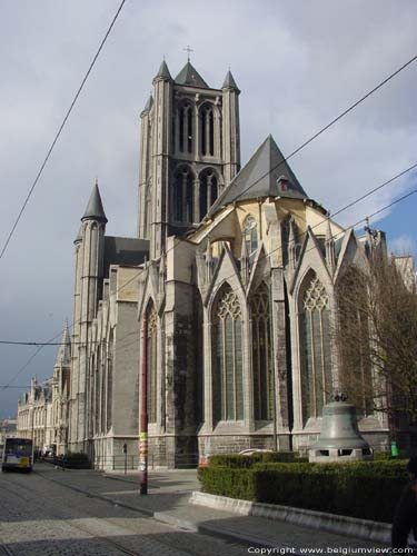 Eglise Saint-Nicolas GAND photo