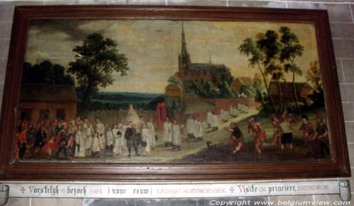 Our Ladies' church ALSEMBERG / BEERSEL picture e