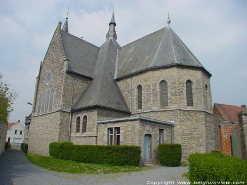 Sainte-Rictrude Church(Bruyelle) BRUYELLE / ANTOING picture e