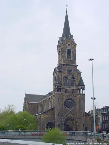 Eglise Saint-Antoine VERVIERS photo
