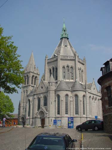 Our-Lady Basilique in Bon-Secours BON-SECOURS / PERUWELZ picture