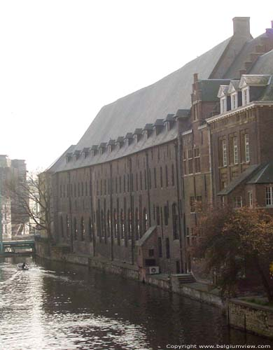 Dominican cloistre - The Pand GHENT picture