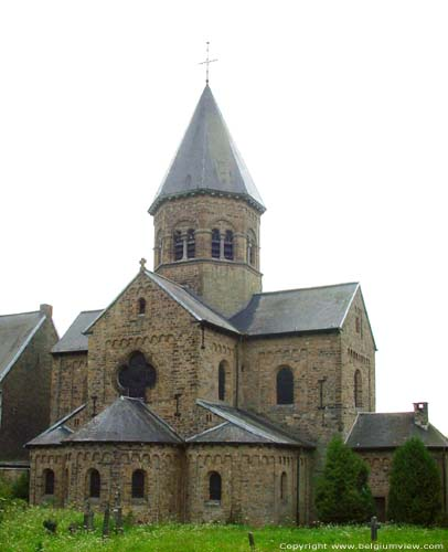 Saint-Peter and Paul 's church (in Saint-Séverin) NANDRIN picture