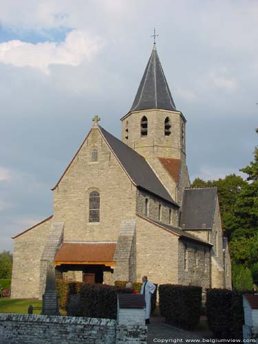 Église Saint-Jean Baptiste AFSNEE / SINT-DENIJS-WESTREM photo
