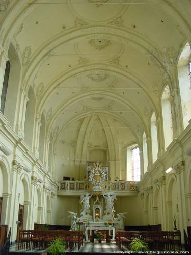 La chapelle des Franciscaines SOIGNIES photo