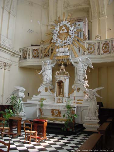 Franciscanes chapel SOIGNIES picture