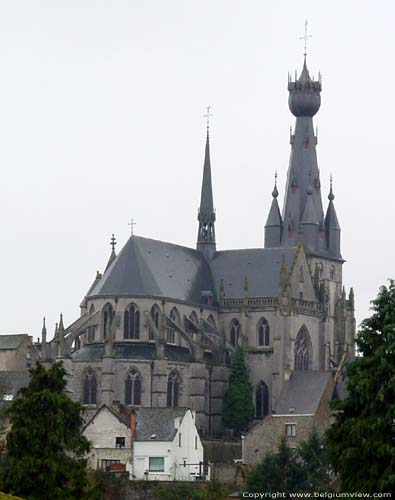 Basilique Saint-Materne NAMUR / WALCOURT photo