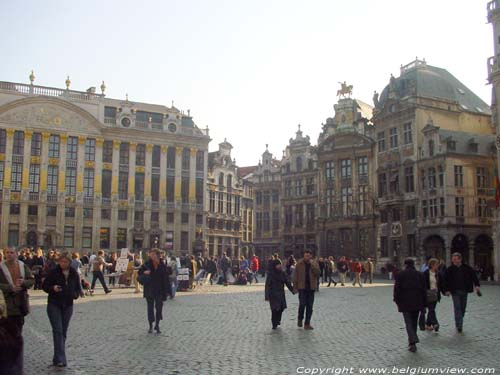 Grand'Place BRUXELLES photo