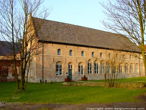 Dormitory of the Groeninge Monastery KORTRIJK picture