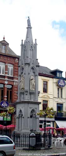 Monument of the princes CHIMAY picture