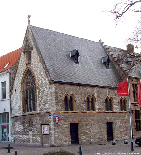 Holy Ghost chapel MECHELEN picture