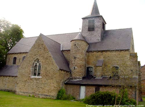 Saint-Lamberts' church (in Corroy-le-Château) MAZY / GEMBLOUX picture