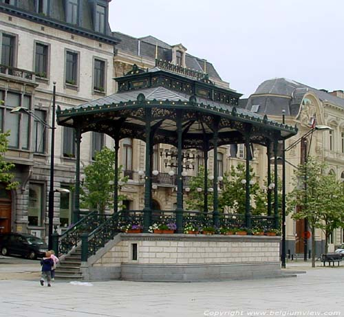 Kiosque de Musique GAND photo