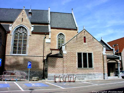 Saint-Martin's church LOVENDEGEM picture