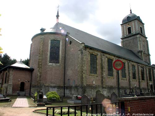 Saint Anna's church (In Bottelare) MERELBEKE picture