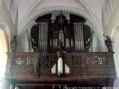 Our Ladies' Assomption church (in Eksaarde) LOKEREN picture
