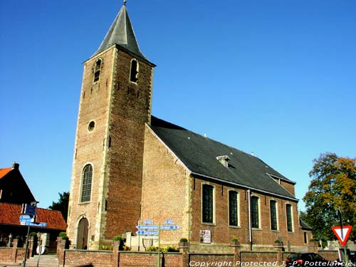 Saint-Peter's church (in Erwetegem) ZOTTEGEM picture