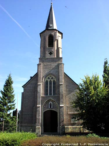 Saint-Bavo's church (in Gontrode) MELLE picture