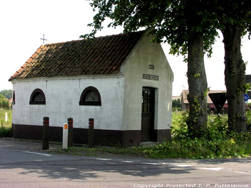 Ave Maria chapelle (Sint-Joris) BEERNEM photo