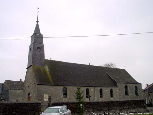 Saint-Quinten's church DAILLY / COUVIN picture