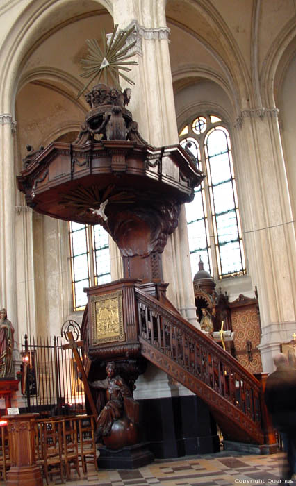 Saint Cathelin's church BRUSSELS-CITY / BRUSSELS picture