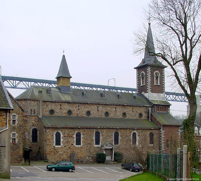 Saint-Remi's Church in Moresnet PLOMBIERES picture