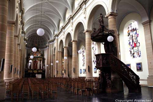 Saint Peter and Paul's Church BOUILLON picture