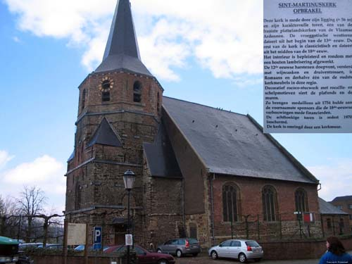 Église Saint-Martin BRAKEL photo