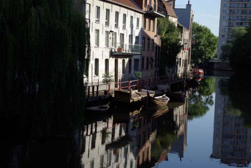 Lieve and Oudburg GHENT picture