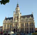 Town hall of Schaarbeek SCHAARBEEK picture: