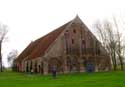 Abbey barn Ter Doest (in Lissewege) ZEEBRUGGE / BRUGGE picture: