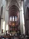 Saint-Salvators' cathedral BRUGES picture: