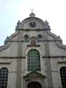 Saint-Peter and Saint Berlinde's church MEERBEKE / NINOVE picture: